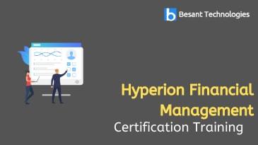 Hyperion Financial Management Training in Tambaram