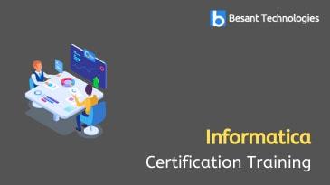 Informatica Training in Adyar