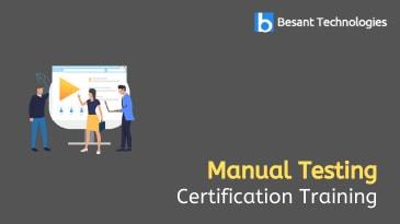 Manual Testing Training in Tambaram