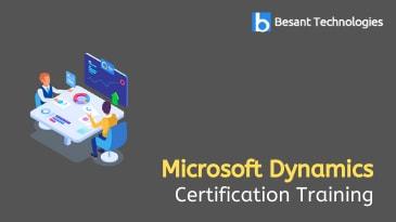 Microsoft Dynamics Training in Tambaram