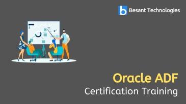 Oracle ADF Training in Tambaram