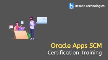 Oracle Apps SCM Training in Tambaram