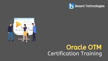 Oracle OTM Training in Tambaram