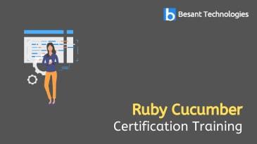 Ruby Cucumber Training in Tambaram