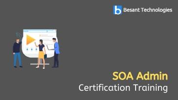 SOA Admin Training in Tambaram