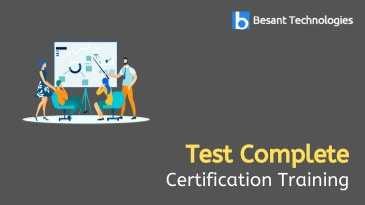 Test Complete Training in Tambaram