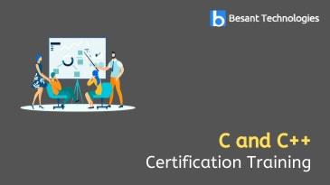 C and C plus plus Training in Tambaram