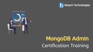 MongoDB Admin Training in Tambara