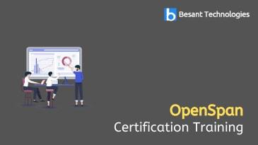 OpenSpan Training in Tambaram