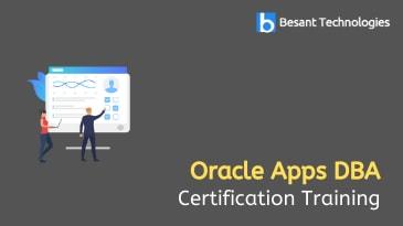 Oracle Apps DBA Training in Tambaram