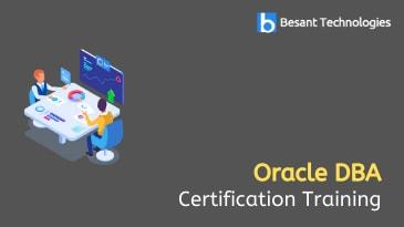 Oracle DBA Training in Tambaram