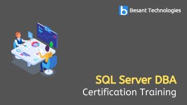 SQL Server DBA Training in Tambaram